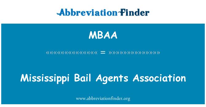 MBAA: Mississippi kautsjoni esindajate ühing