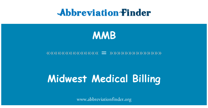 MMB: Midwest Medical Billing