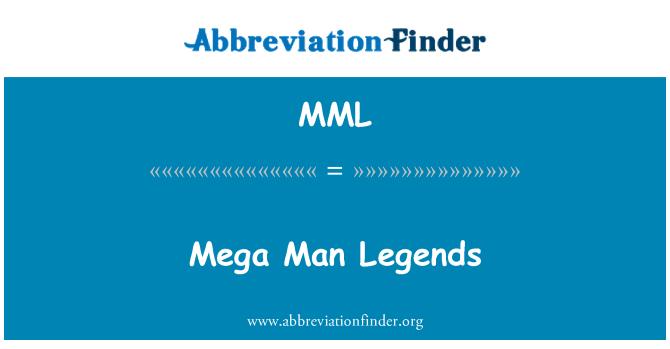 MML: Mega Man Legends