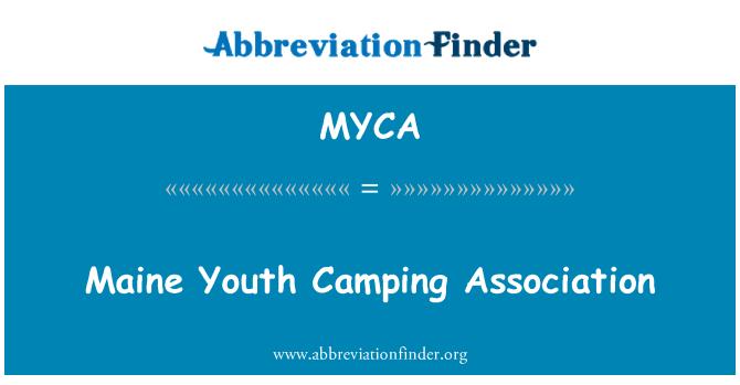 MYCA: Maine Youth Camping Association