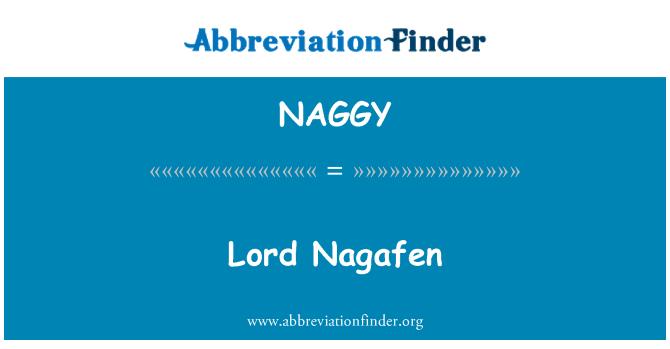 NAGGY: Lord Nagafen