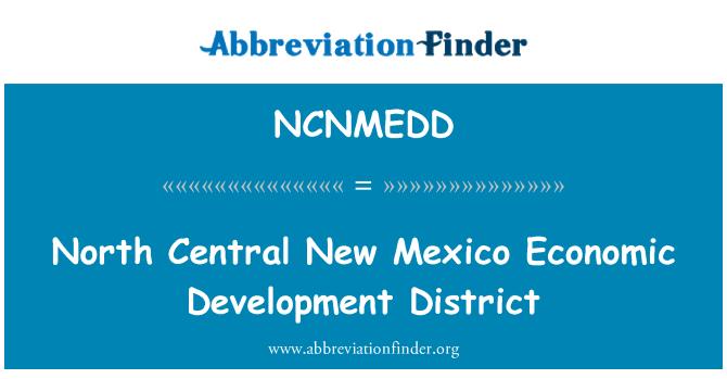 NCNMEDD: North Central New Mexico Economic Development District