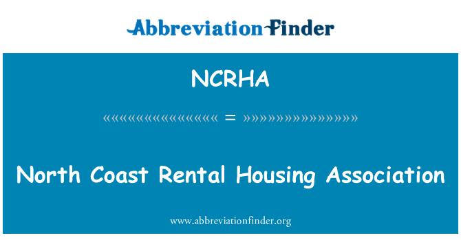 NCRHA: North Coast Rental Housing Association