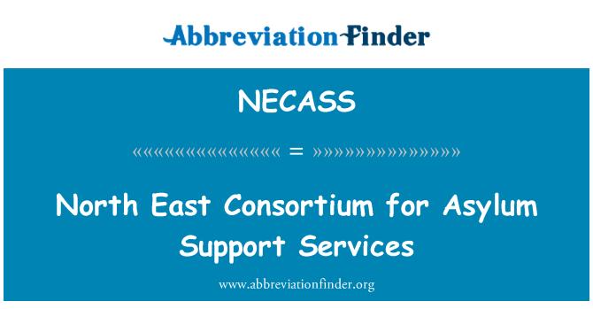 NECASS: 北东财团为庇护支持服务的