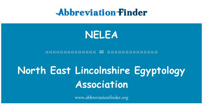 NELEA: North East Lincolnshire Egyptology Association