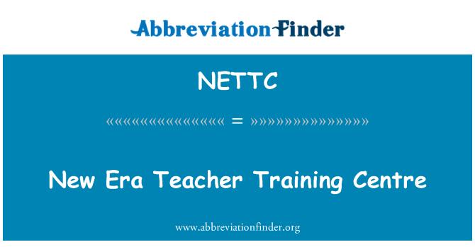 NETTC: New Era Teacher Training Centre