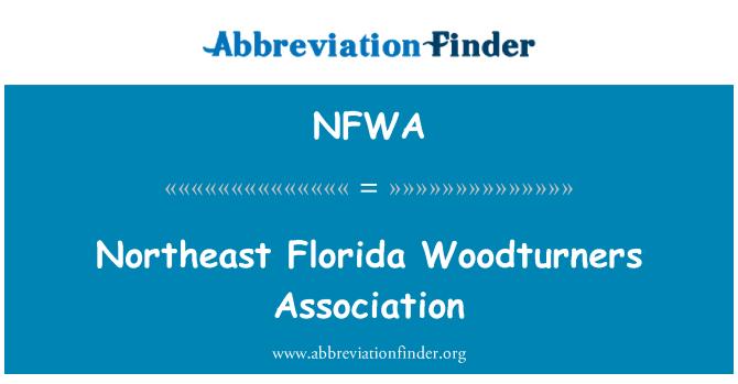 NFWA: Northeast Florida Woodturners Assotsiatsiooni