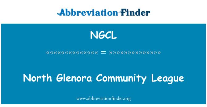 NGCL: North Glenora Community League