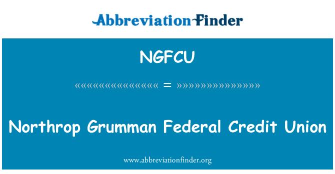 NGFCU: Northrop Grumman Federal Credit Union