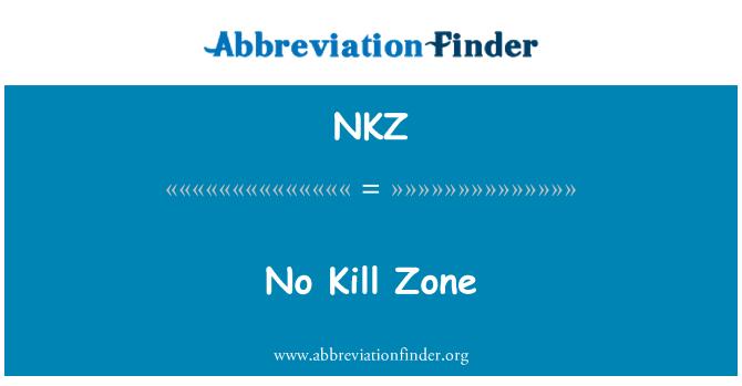 NKZ: No hay zona de muerte