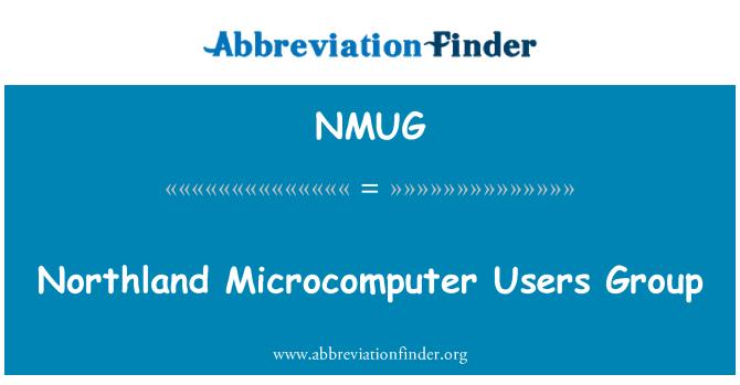 NMUG: Northland Microcomputer Users Group