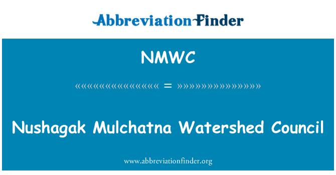 NMWC: Nushagak Mulchatna valgala nõukogu