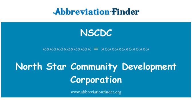 NSCDC: North Star Community Development Corporation