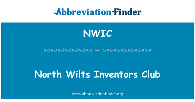 NWIC: Kuzey solmayan mucitler kulübü