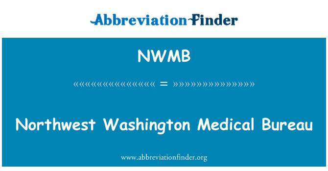 NWMB: Northwest Washington Medical Bureau