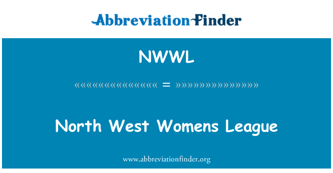 NWWL: North West naiste liigas
