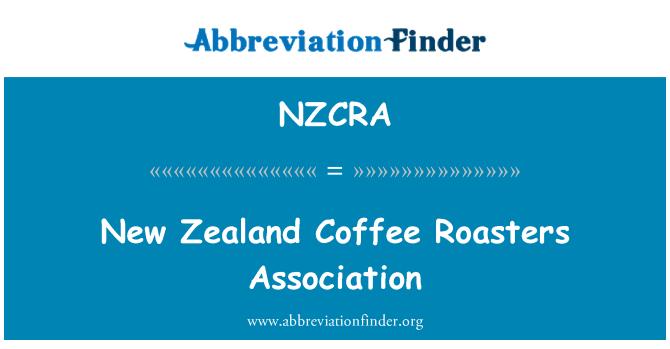 NZCRA: New Zealand Coffee Roasters Association