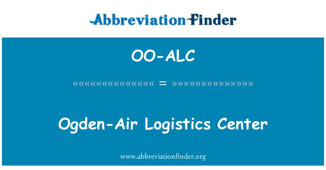 OO-ALC: Ogden-Air Logistics Center