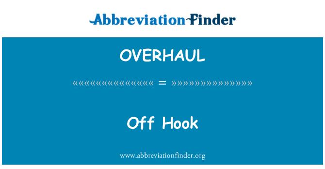 OVERHAUL: Berhampiran Hook