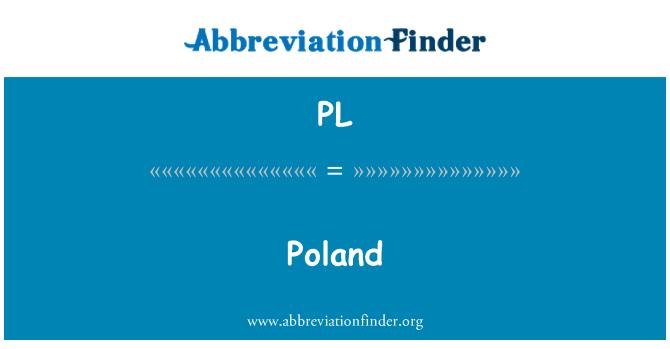 PL: Poland
