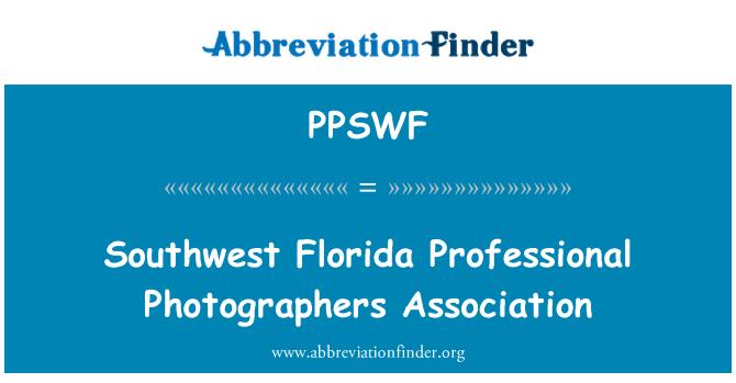 PPSWF: Southwest Florida Professional Photographers Association