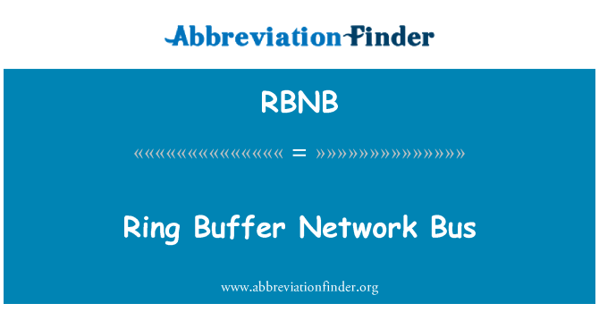 RBNB: Ring Buffer Network Bus
