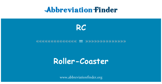 RC: Roller-Coaster