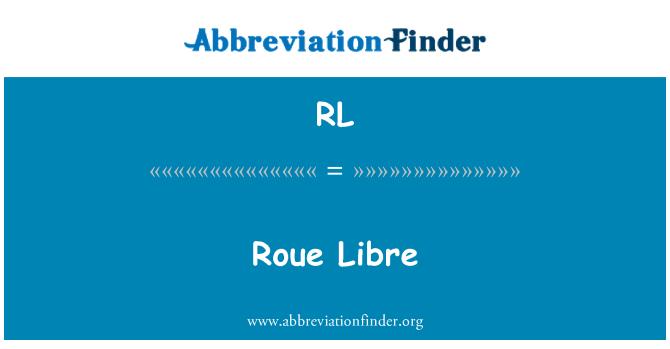 RL: Roue Libre