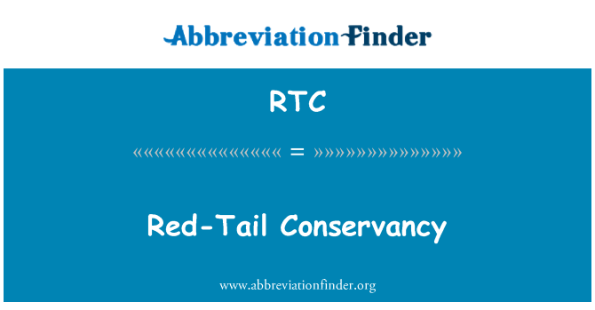 RTC: Red-Tail Conservancy