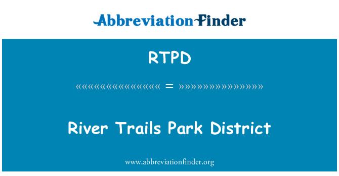 RTPD: Río senderos Park District