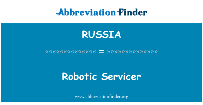 RUSSIA: Técnico robótica