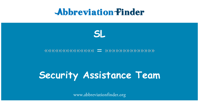 SL: Pasukan bantuan Keselamatan