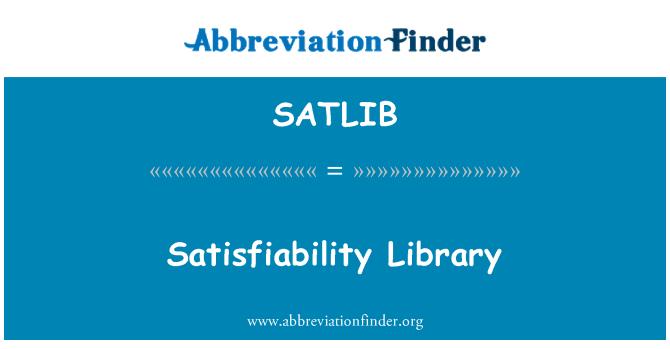 SATLIB: Satisfiability Library