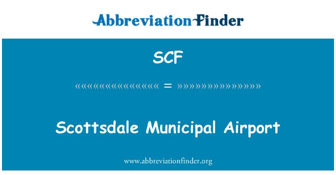 SCF: Scottsdale Municipal Airport