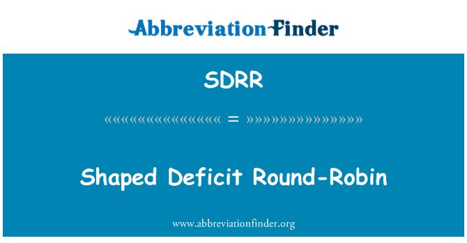 SDRR: Şekilli açığı hepsini bir kez deneme
