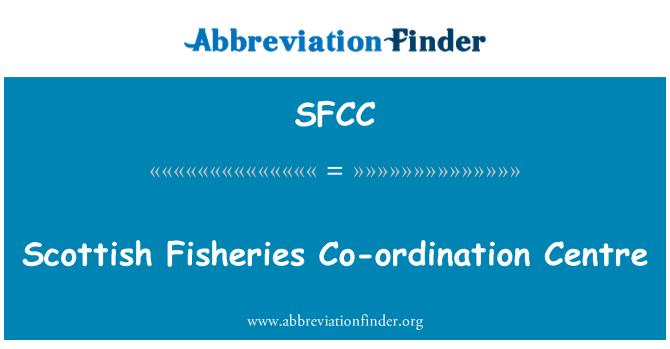 SFCC: Centro de coordinación pesquera escocesa