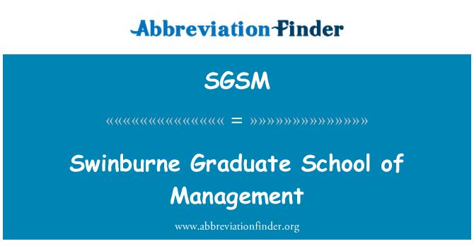 definition of school management pdf