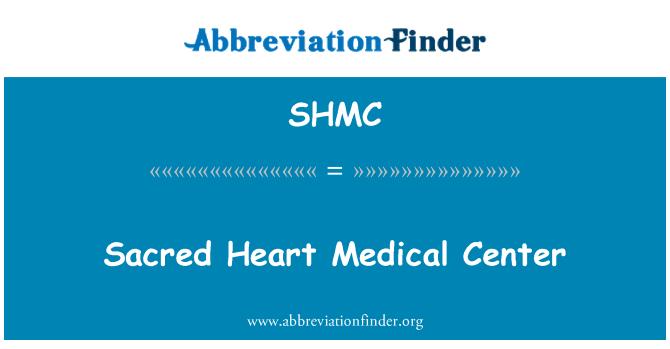 SHMC: Sacred Heart Medical Center