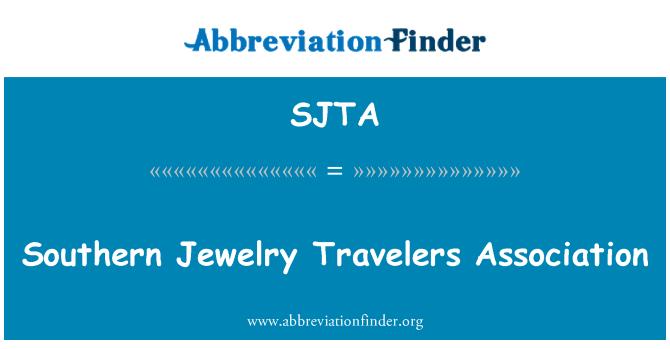 SJTA: Southern Jewelry Travelers Association