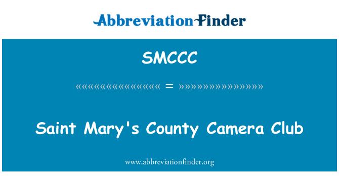 SMCCC: Saint Mary's County Camera Club
