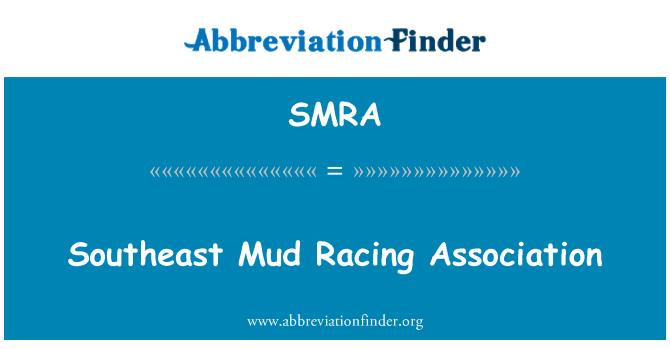 SMRA: Pietryčių purvo lenktynių asociacija