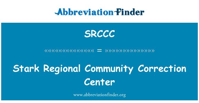 SRCCC: Stark Regional Community Correction Center