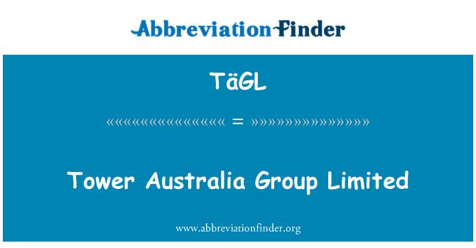 TäGL: Torre Australia Group Limited