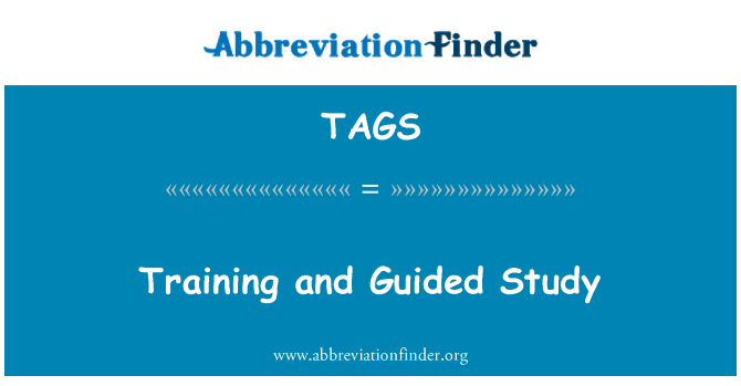 TAGS: Eğitim ve rehberlik çalışması