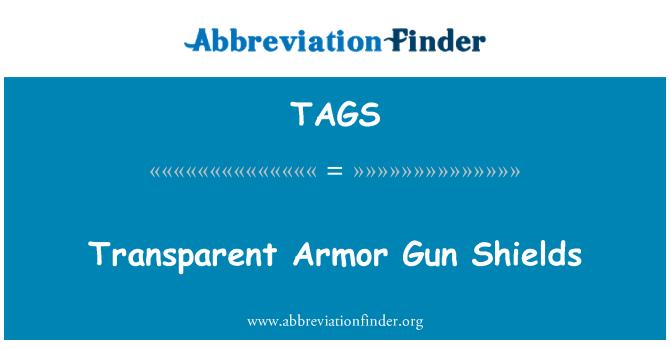 TAGS: Şeffaf zırh silah kalkanlar