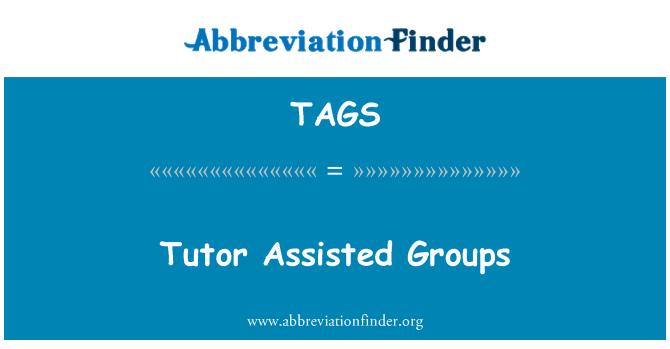 TAGS: Öğretmen grupları destekli