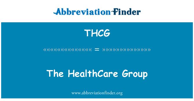 THCG: HealthCare Group