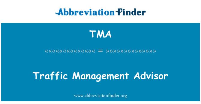 TMA: Traffic Management Advisor