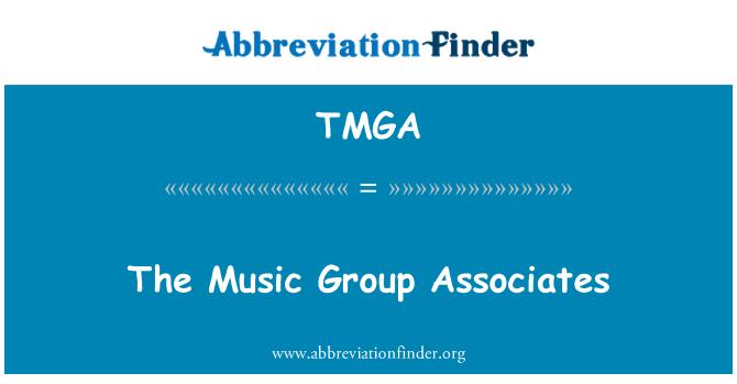 TMGA: The Music Group Associates