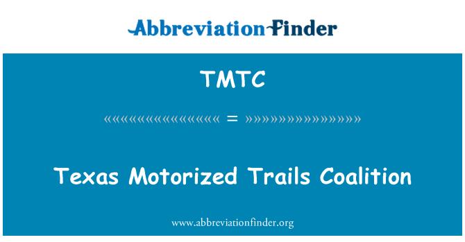 TMTC: ٹیکساس ٹریلس اتحادی موٹر راستہ